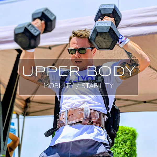 Upper body ms new