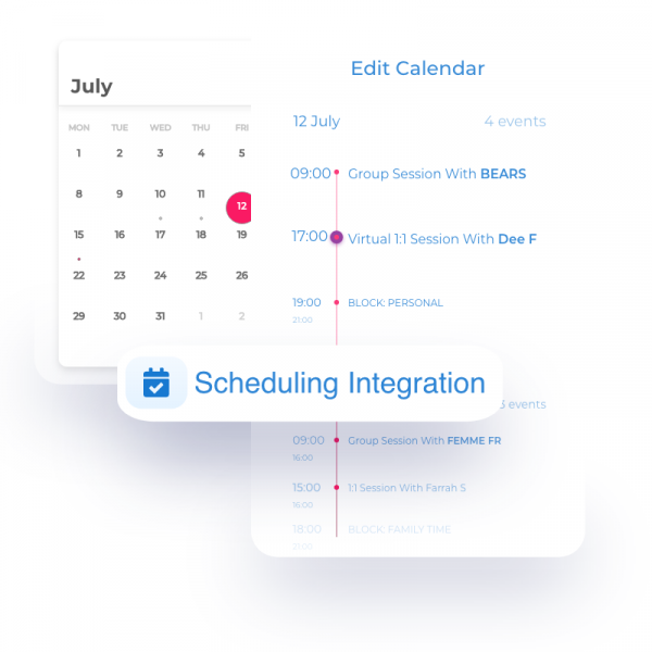 Scheduling Integration NEW